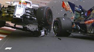 2018 Monaco Grand Prix: Race Highlights