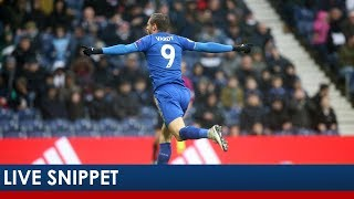 Jamie Vardy | Goal of the Season?
