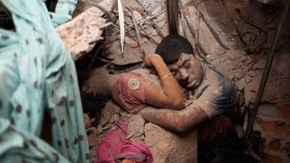 Bangladesh factory collapse documentary | The Full Story of the Rana Plaza Factory Disaster