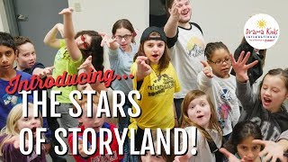The Stars of Storyland!