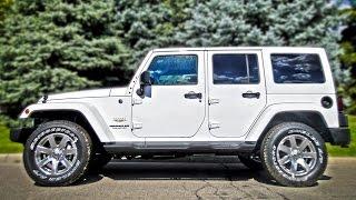 2015 Jeep Wrangler Unlimited Sahara | Video Tour | Unique Chrysler