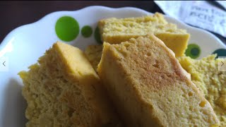Cake Rusk Recipe | Crunch Biscuits Recipe by Meenakshi