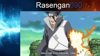Naruto vs Tercer Raikage Sub espa ol Pelea completa