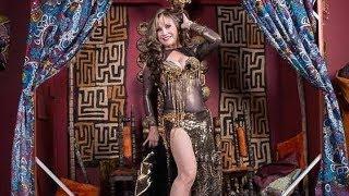 Leyla Amir On The Art Of Egyptian Raqs Sharqi | Vegas Live with Ninon