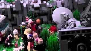 My Lego Zombie Apocalypse Movie HD