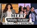 "BLACKPINK WHY THEY'RE SO GOOD IN DANCING? | MEET ""POTATO TEACHER"" |"