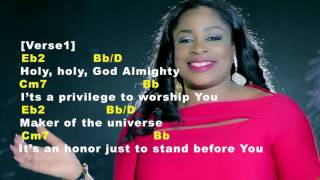Great Are You Lord Chords   Sinach