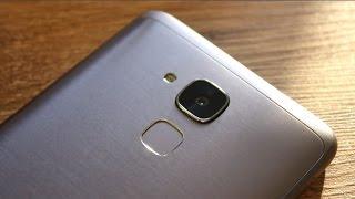 Huawei Honor 5C самый востребованный китайский смартфон, распаковка и мини обзор.