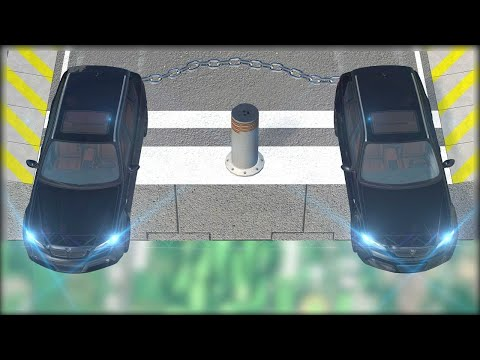Xxx Mp4 CHAINED UP 8 Bollard Spinners Giant Chain Crashes BeamNG Drive Crashes 3gp Sex
