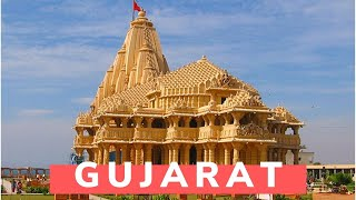 GUJARAT - Top 10 tourist attractions that you MUST SEE | HD