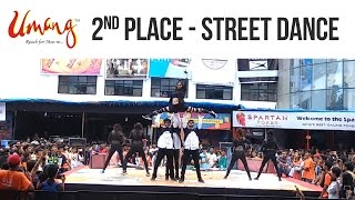 2nd Place - Street Dance - Jai Hind College at Umang'16