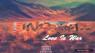 Hillsong United - ZION - Love Is War
