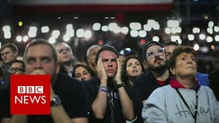 US Election 2016: Recap of the night before - BBC News