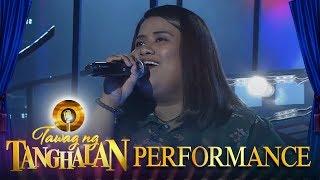 Tawag Ng Tanghalan: Rachell Laylo | My Love Will See You Through