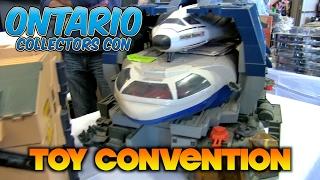 Ontario Collector's Con 2017 - 80's Toy Show