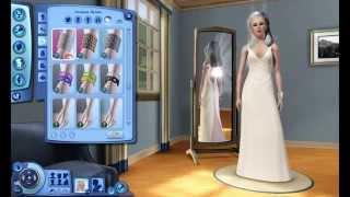 Sims 3 - Сверхъестественное--Создание персонажа.