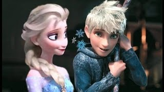 When Queen Elsa Meets Jack Frost