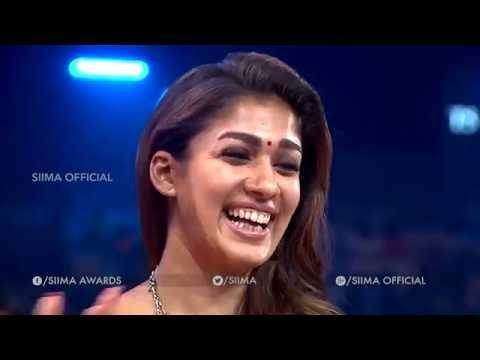 SIIMA 2016 Best Actress Tamil | Nayanthara - Naanum Rowdy Dhaan