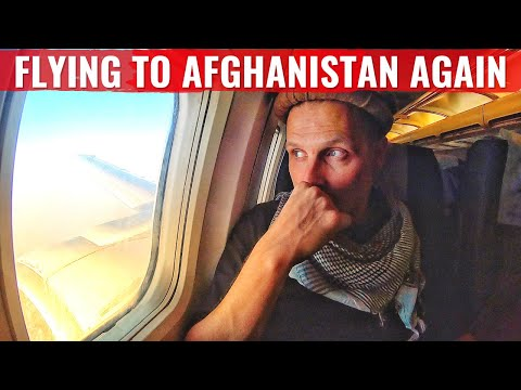 RISKING MY LIFE FLYING AFGHANISTAN s NATIONAL AIRLINE ARIANA AFGHAN 737