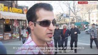 Iranians celebrate Nowruz in Armenia
