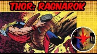 Thor: Ragnarok - cała historia pierwszego Ragnaroku.