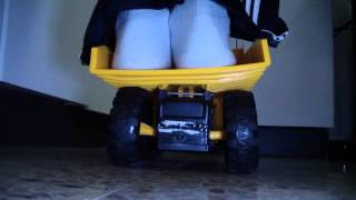 crush toy panzer