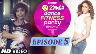 Zoom Zumba Dance Fitness Party Season 2 - Ep 05 | DJ Shillpi, Pallavi Sharda, Sucheta Pal | T-Series