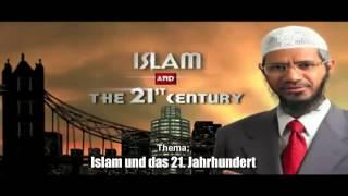 Dr. Zakir Naik - Islam und das 21.Jahrhundert (OXFORD UNION) ┇ Deutsch