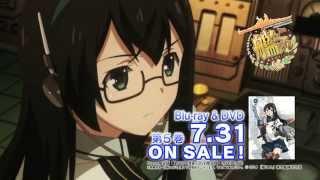 TVアニメ「艦隊これくしょん -艦これ-」Blu-ray & DVD 第5巻CM