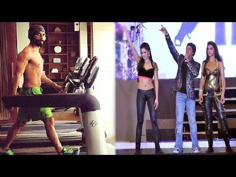 Xxx Mp4 OMG Shahid Brings Gym To His Vanity Van Katrina May NOT Work Opposite Shahrukh With Deepika 3gp Sex