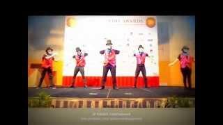 Puppet Dance Performance - 11th Asian Print Award