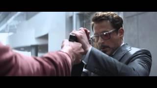 Kapitan Ameryka: wojna bohaterów - Bucky kontra reszta