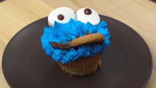 Kurabiye Canavarı Cupcake Tarifi - Onedio Yemek - Tatlı Tarifleri