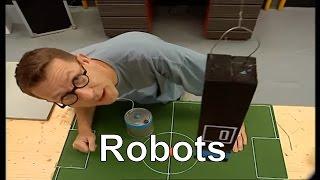 Comment voit un robot ? - C'est pas sorcier