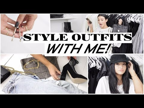 CHIT CHAT STYLE WITH ME How to Style Outfits