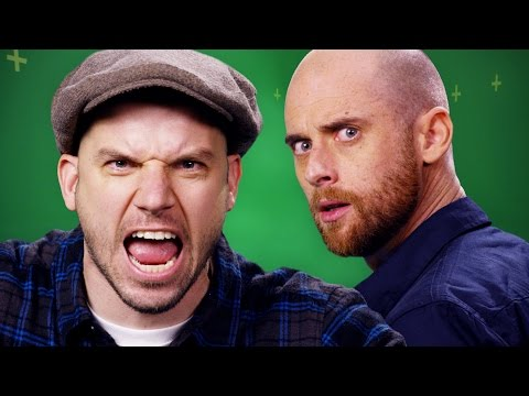 Nice Peter vs EpicLLOYD Epic Rap Battles of History Season Finale.