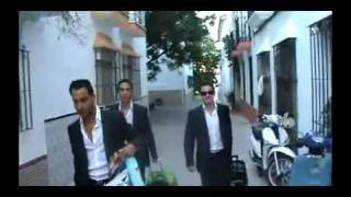 "Plaza suR video ""Ella me quiere Making off"""
