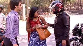 Thapki Pyaar Ki | Lovely Romantic Scene of Thapki and Bihaan | On Location