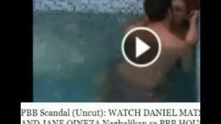 Daniel Matsunaga & Jane Oineza Scandal is just a Facebook Hoax