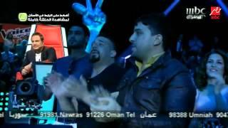 """#MBCTheVoice- الحلقات المباشرة - ستار سعد """"موال صدق مخطوبة يفلانة -- على المحبوب ودوني""""  """