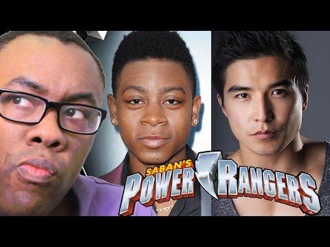 Xxx Mp4 POWER RANGERS MOVIE Black Blue Ranger Cast Black Nerd 3gp Sex