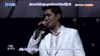 Super Junior - Daydream (머문다) [Indo Trans]