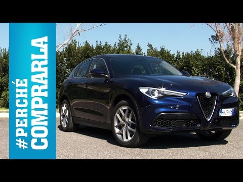 Alfa Romeo Stelvio Perché comprarla e perché no