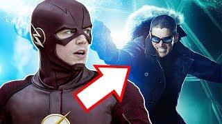 The Flash Season 4 Crossover Teaser Breakdown! - Captain Cold Returns!?