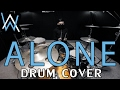 Download Video Alone - Alan Walker - Drum Cover - Ixora (Wayan) 3GP MP4 FLV