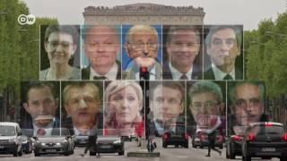 مفترق طرق: الانتخابات الفرنسية - امتحان أوروبا