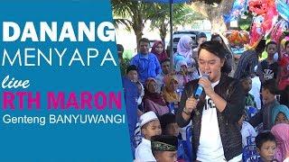 DANANG D'Academy 2 MENYAPA DI RTH MARON GENTENG BANYUWANGI