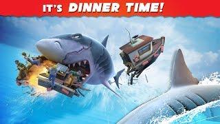Hungry Shark Evolution - Google Play Trailer (2016)