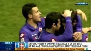 Matija Nastasić vs Parma - 07.03.2012 / Srbi u Evropi