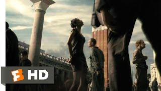 World War Z (10/10) Movie CLIP - Be Prepared for Anything (2013) HD